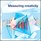 "Cover ""Measuring Creativity"""