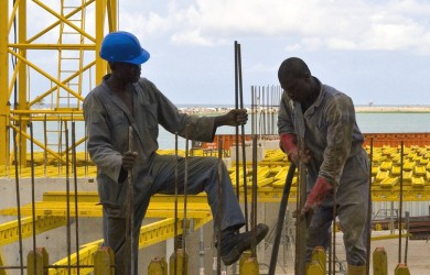 nigeria construction workers