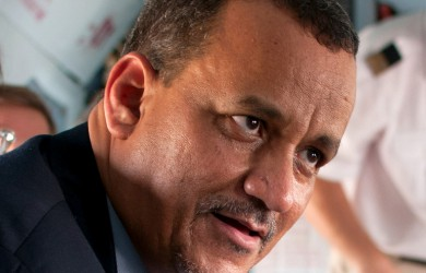 Ismail Ould Cheikh Ahmed, UN Special Envoy for Yemen