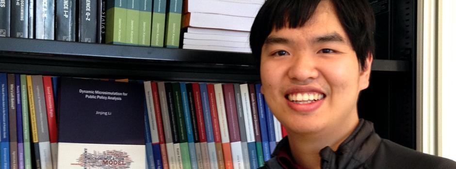 Dr. Jinjing Li, Alumnus MGSoG PhD Cohort 2006