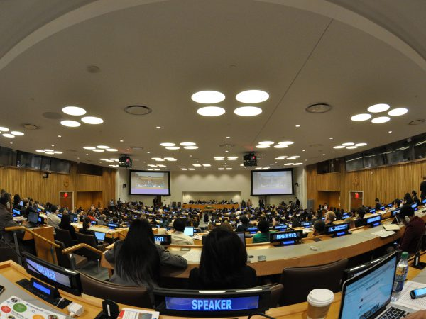 STI for SDGs Plenary 2016