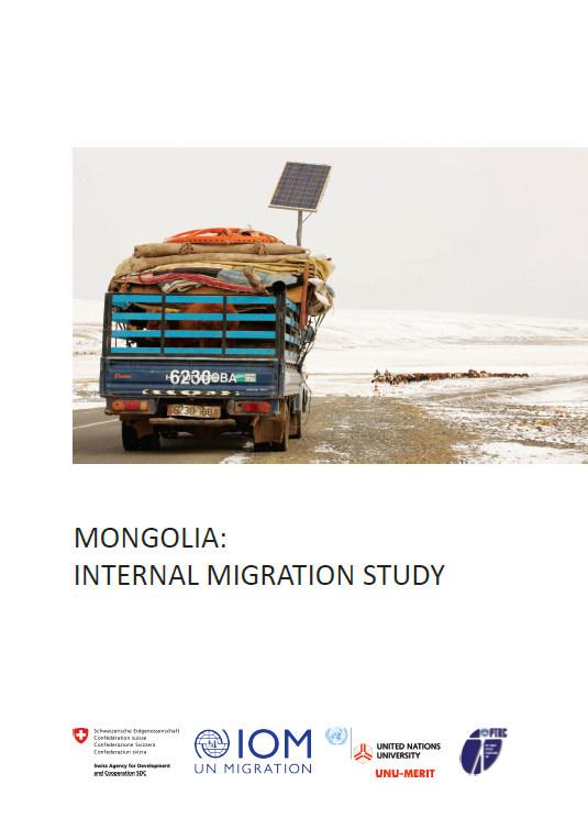 UNU-MERIT » The road to Ulaanbaatar: New internal migration